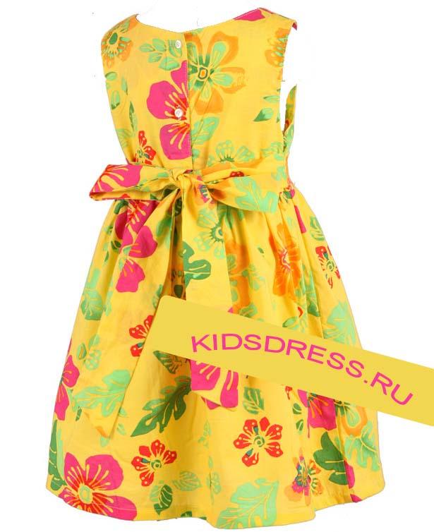 Летние детские платья магазин интернет